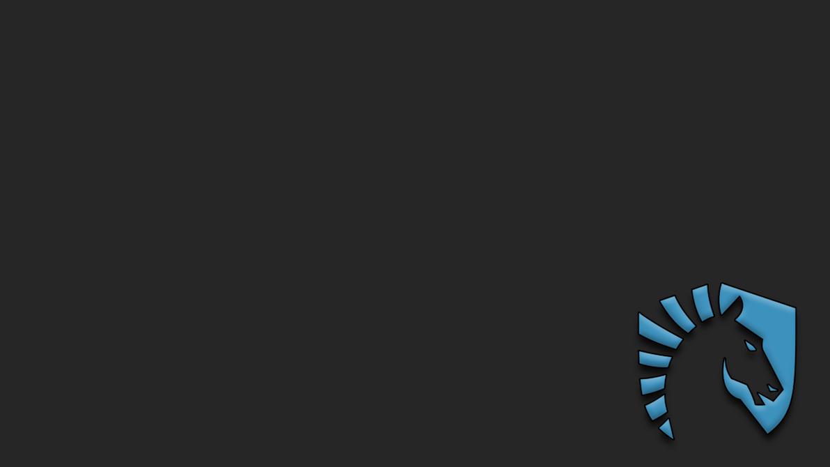 Minimal Team Liquid Wallpaper By NextPhaseDesign