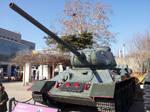 KPA, T-34-85 Medium Tank