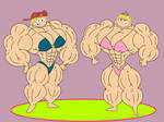 Competitor Lola and Lana Loud