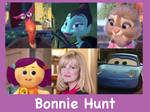 Bonnie Hunt Voice Collage