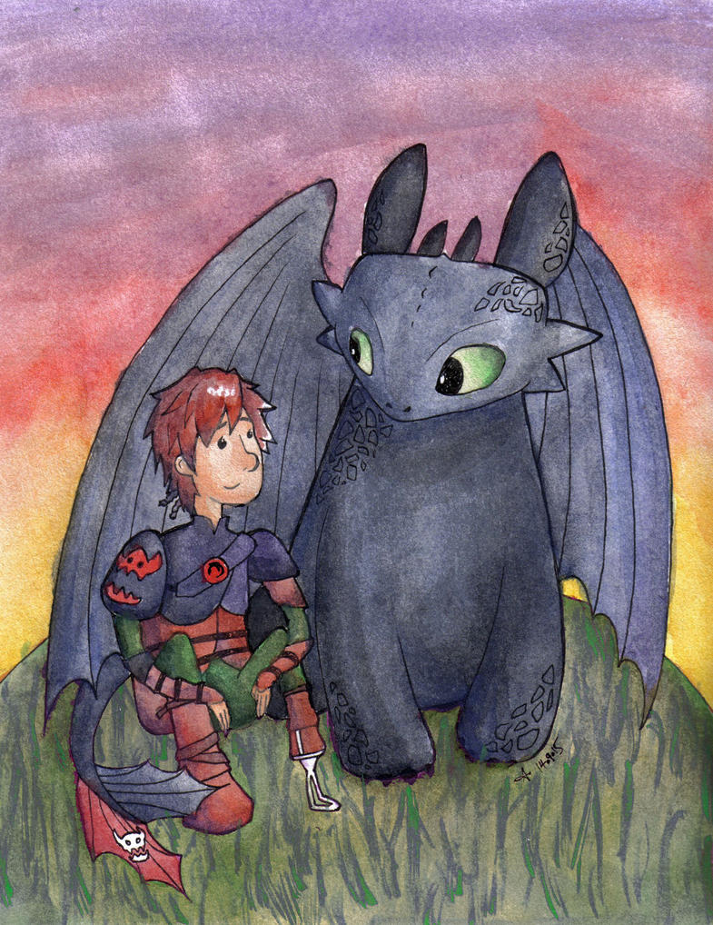 HTTYD: For O by Cassandra-Borealis
