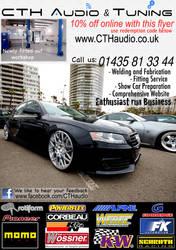 CTHaudio Flyer brands