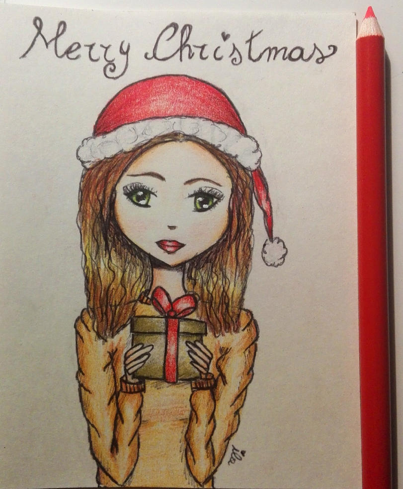 Merry Christmas by ila297