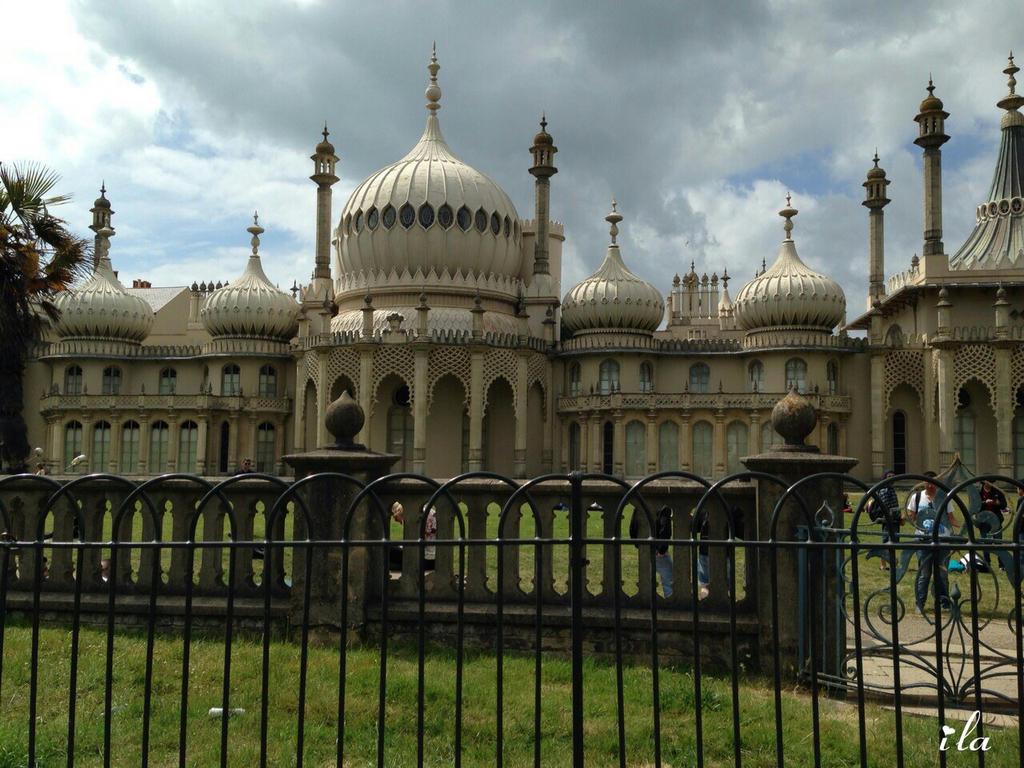 Trip to England: Royal Pavilion 1 by ila297