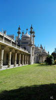 Trip to England: Royal Pavilion 2 by ila297