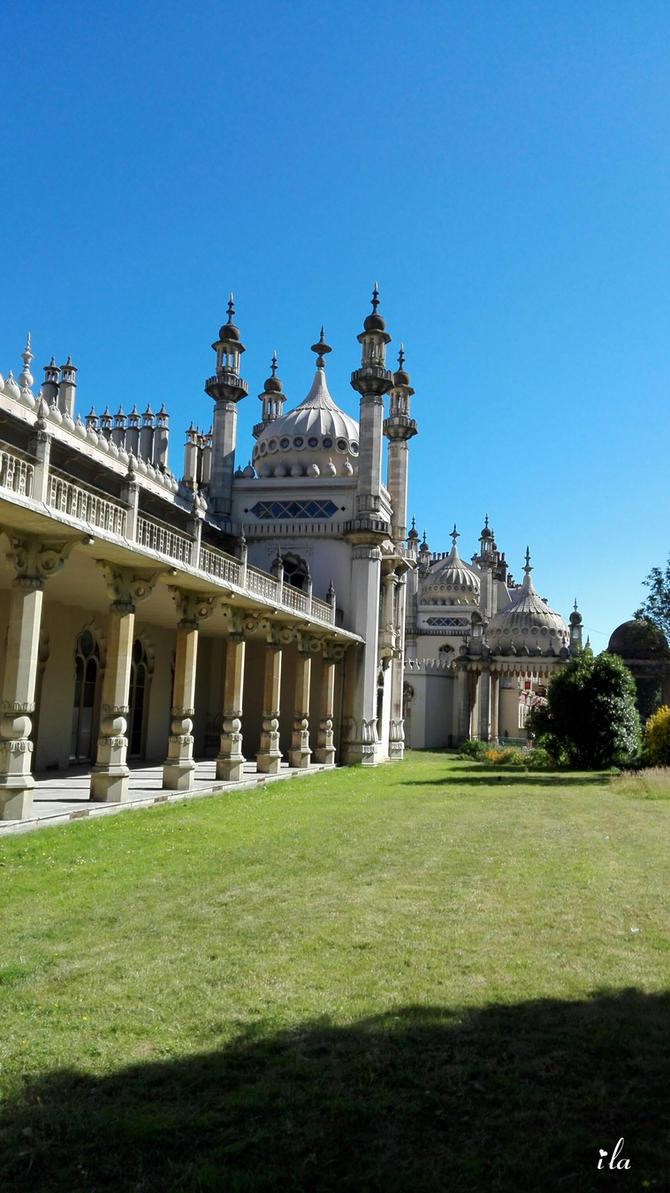 Trip to England: Royal Pavilion 2 by ila297