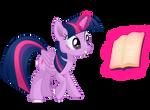 Twilight Sparkle (with magic)