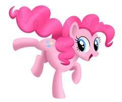 Pinkie Pie by MirrorCrescent