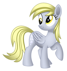 Derpy Hooves by MirrorCrescent