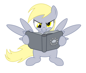 NATG 2018 Day 23: Derpy Hooves by MirrorCrescent