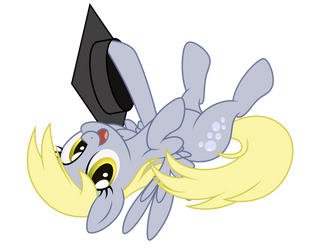 NATG 2018 Day 30: Derpy Hooves by MirrorCrescent