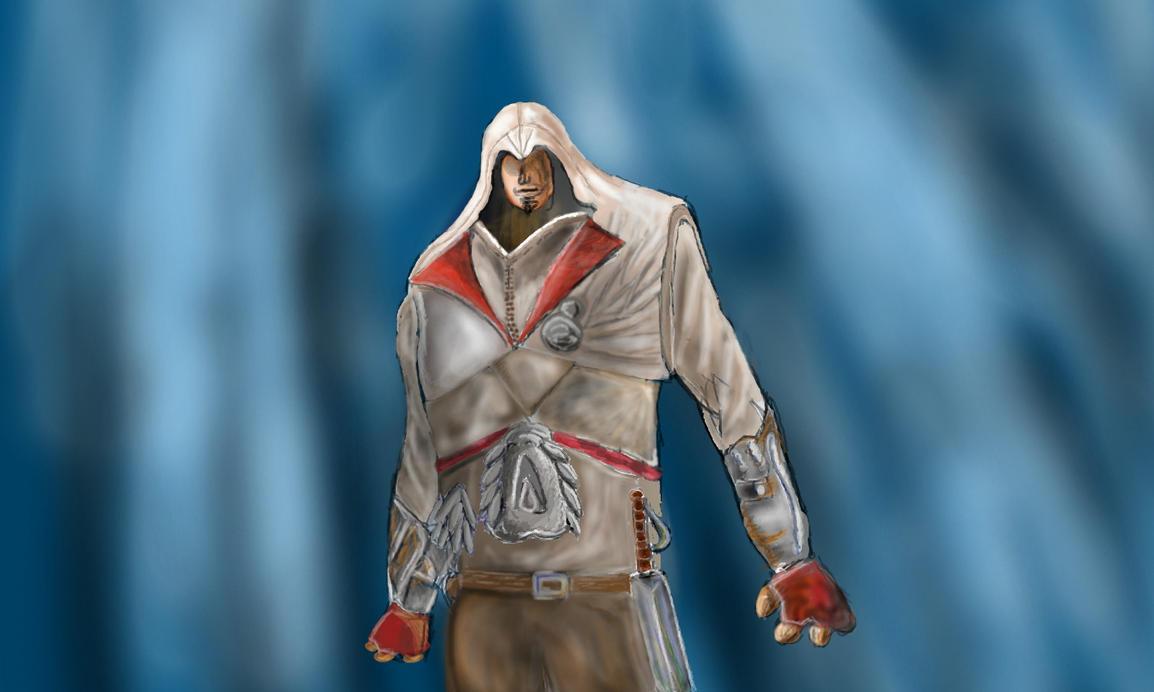Assassins Creed ezio Fan made by Angelw95 on DeviantArt