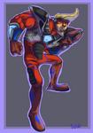 Commission- Ace Hardlight
