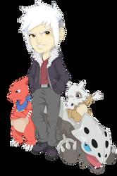 Pokemon Trainer: Logan
