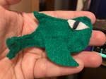 Tiny Shark Trinket