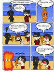 Battle of element page 5