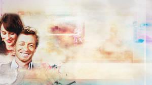 Jane and Lisbon Wallpaper/ Tumblr Background