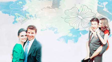 DEmily and StaNathan Tumblr Background