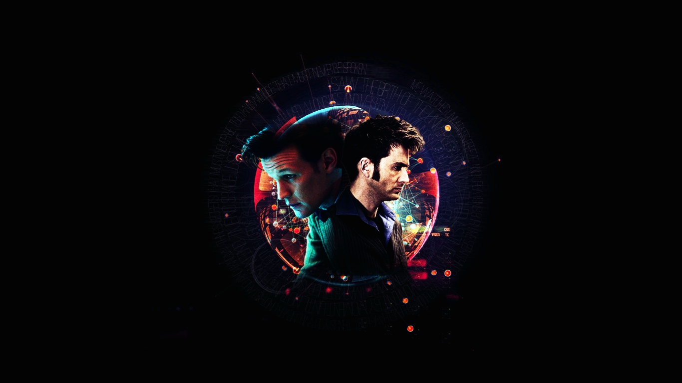 The Doctor 10th 11th Wallpaper 3 By Chiaratippy On