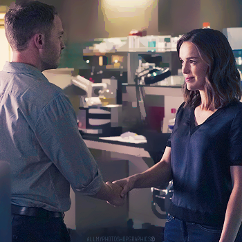 FitzSimmons stills - icon (season 3) by chiaratippy