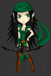.:Welcome Back Green Archer:.
