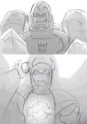 Longarm Prime smiled. by bbpuyo
