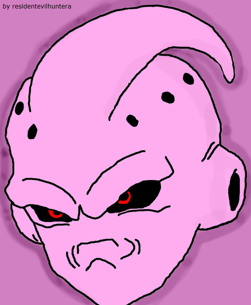 Buu by ResidentEvilhunters