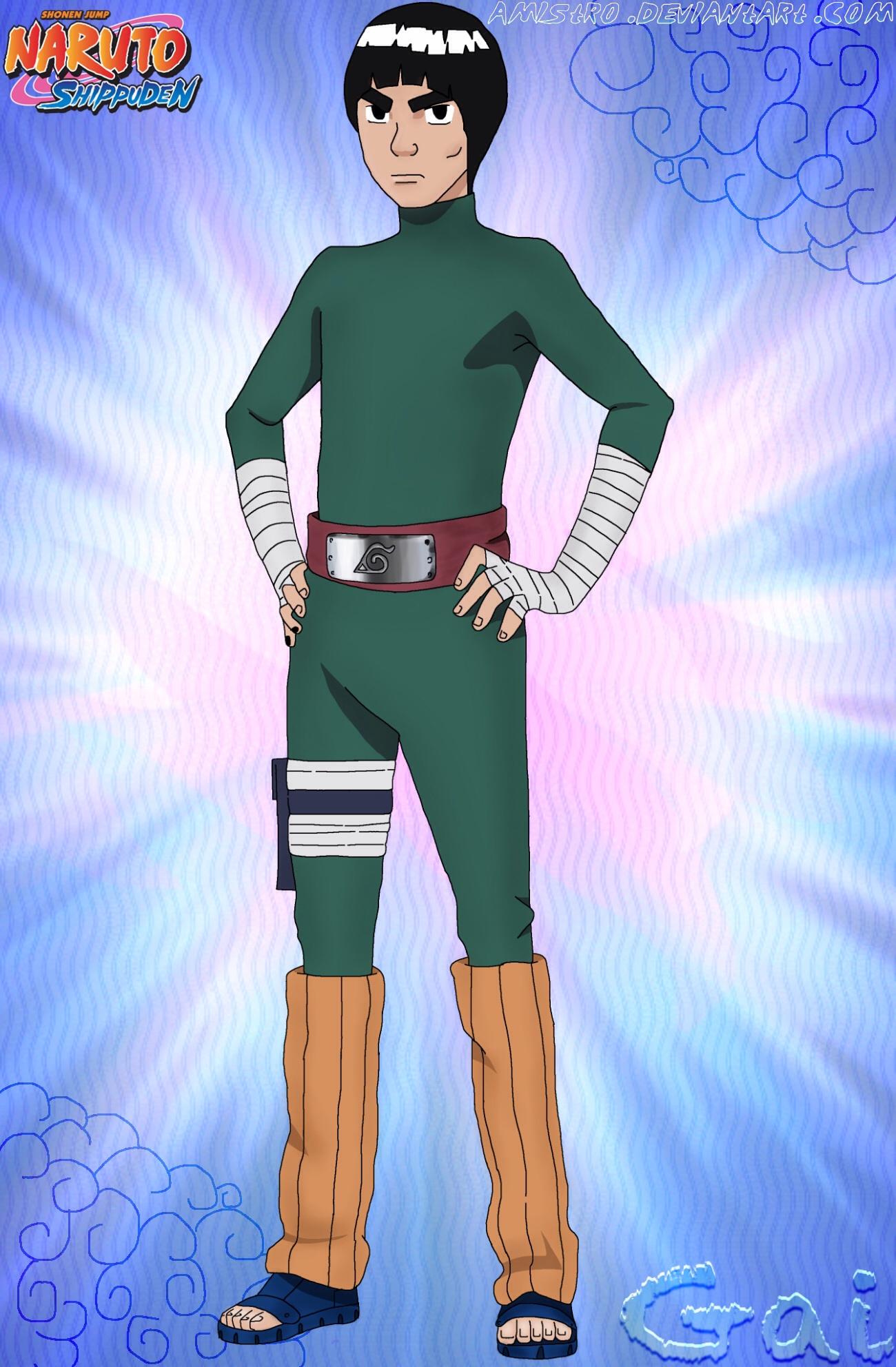 1000+ images about Maito Gai on Pinterest   Guys, Naruto ...