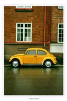Volkswagen Beetle by Alan-Eichfeld