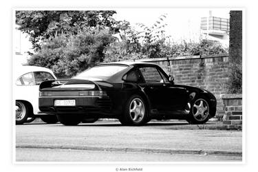 80's Porsche 959 by Alan-Eichfeld