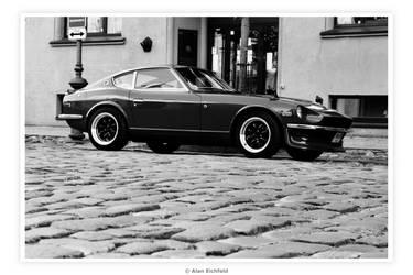 70's Datsun 240Z by Alan-Eichfeld