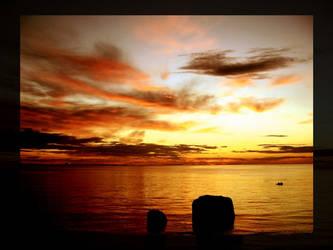 Estonia - Sunset by Alan-Eichfeld