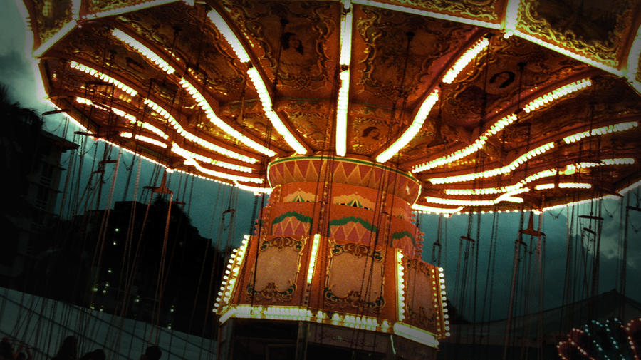Carnival Swings by Froggr