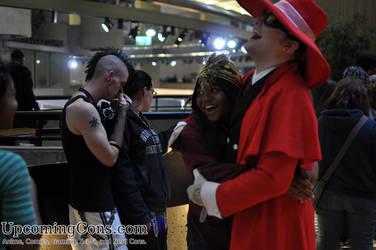 Hellsing's Alucard at Youmacon 2012 by upcomingcons