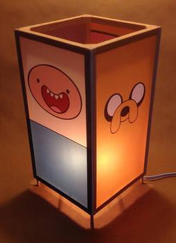 Adventure Time Lantern / lamp / nightlight