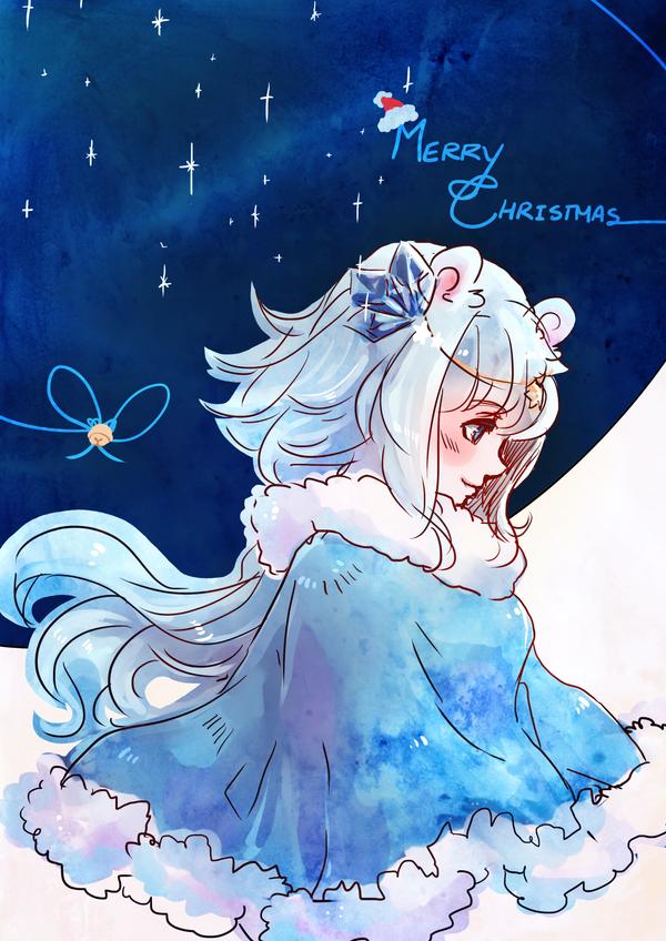 Merry Christmas 2014 by MistiousStar