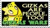 Gizka War Stamp