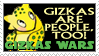 Gizka War Stamp by ladyrevan82