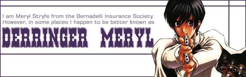Derringer Meryl
