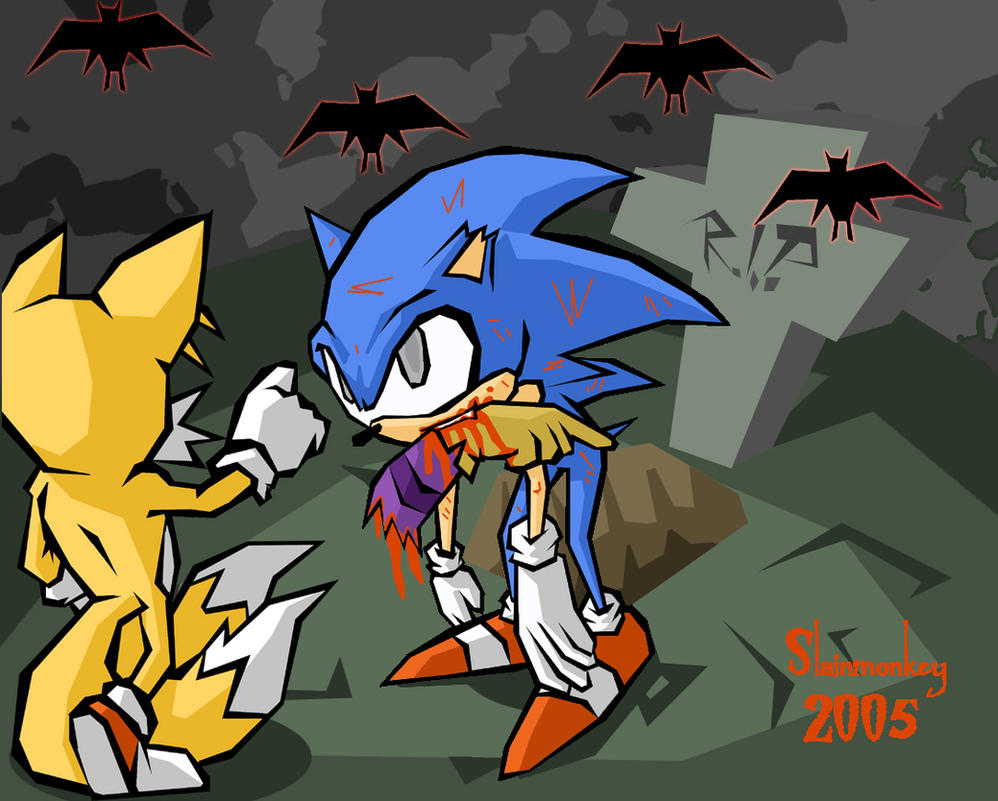 Scary Sonic