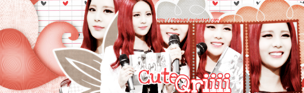 [COVER ZING] QRI WITH MY LOVE by FishBubi