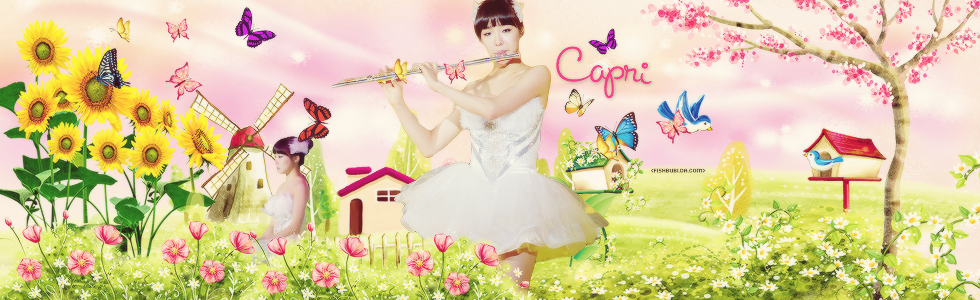 [T.R] For Capri by FishBubi