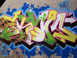 Graffiti by spikiex3