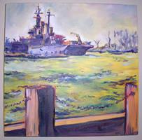 The Battleship by SeaAngel2133