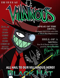 VILLAINOUS BH: Villain of the Year by Tipthehat