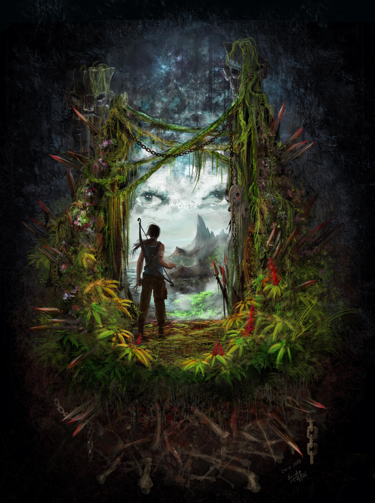 Tomb Raider Reborn by Enigmasystem