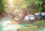 Pokemon Rainforest
