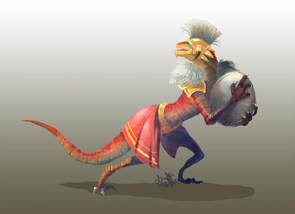 Lizard by Enigmasystem