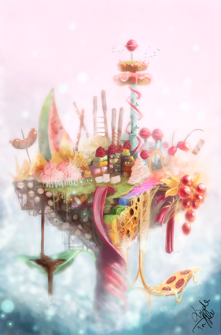 Promised Land - Candy! by Enigmasystem