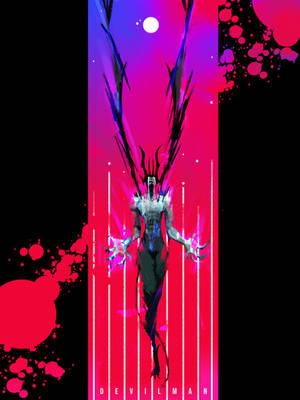 Devilman by Enigmasystem